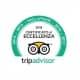 TripAdvisor Certificato 2018